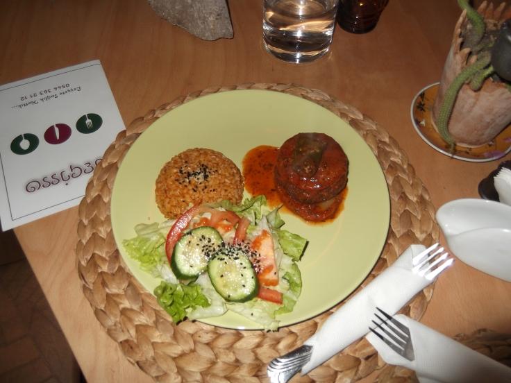 Kofte Platter