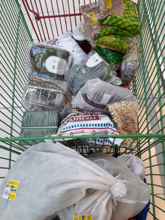 Vegan Oman